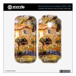 Landscape1 by Pierre Renoir Samsung Continuum Decals