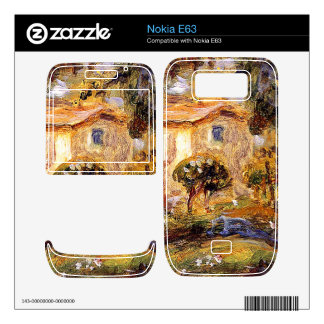 Landscape1 by Pierre Renoir Decals For The Nokia E63
