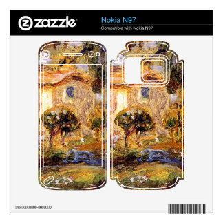 Landscape1 by Pierre Renoir Decal For The Nokia N97