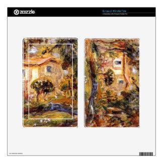 Landscape1 de Pedro Renoir Kindle Fire Pegatinas Skins