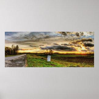 Landscape 14 print
