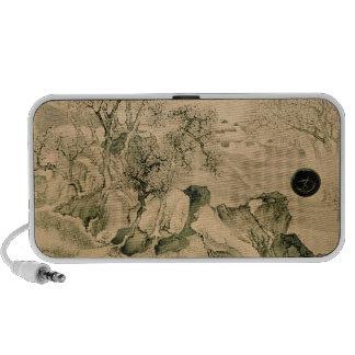 Landscape, 1771 iPod speakers