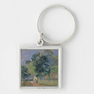 Landscape, 1899 key chains