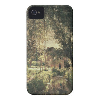 Landscape 2 iPhone 4 case