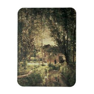Landscape 2 magnet