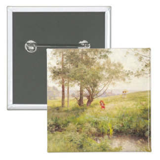 Landscape 3 2 inch square button