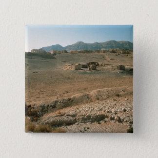 Landscape 3 pinback button