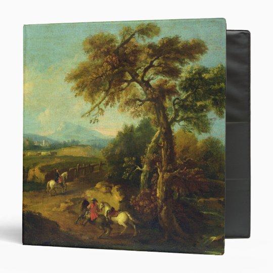 Landscape 4 3 ring binder