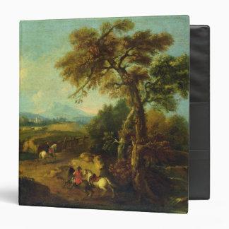 Landscape 4 vinyl binder