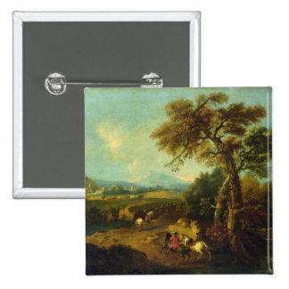 Landscape 4 2 inch square button