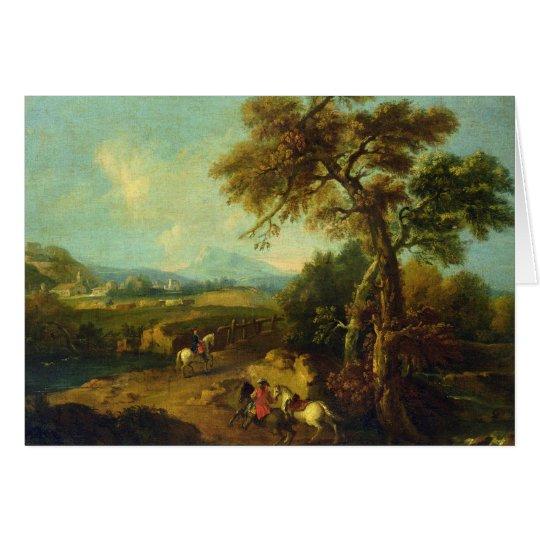 Landscape 4 card