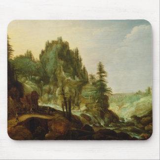 Landscape 4 mouse pad