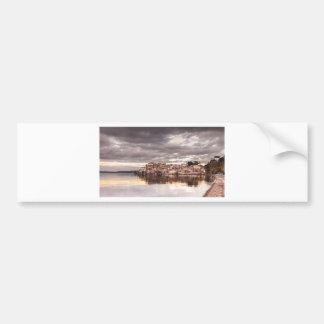 landscape-657 bumper sticker