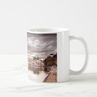 landscape-657 taza básica blanca