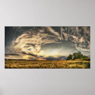 Landscape 6 print