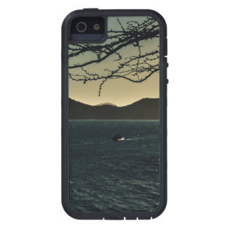 Landscape Aerial View of Taganga Bay in Colombia iPhone SE/5/5s Case