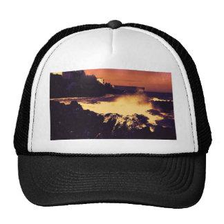 landscape altered colors 06 tenerife trucker hat