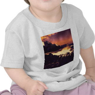 landscape altered colors 06 tenerife t shirts