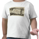 Landscape and towns tshirts