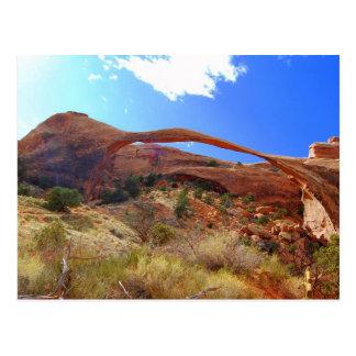 Landscape Arch Arches National Park Utah Post Cards