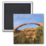 Landscape Arch at Arches National Park Magnet