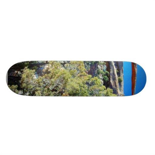 Landscape Arch At Arches National Park Skate Deck