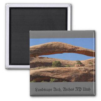 Landscape Arch Magnets