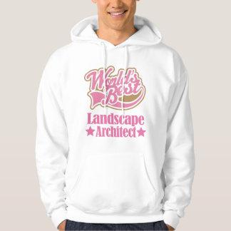 Landscape Architect Gift (Worlds Best) Hoodie