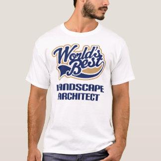 Landscape Architect Gift (Worlds Best) T-Shirt