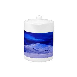 Landscape Arctic Teapot