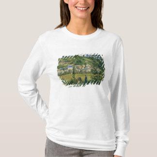 Landscape at Chaponval, 1880 T-Shirt