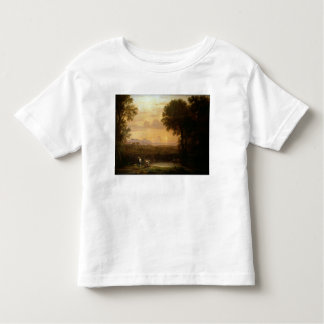 Landscape at Dusk Toddler T-shirt