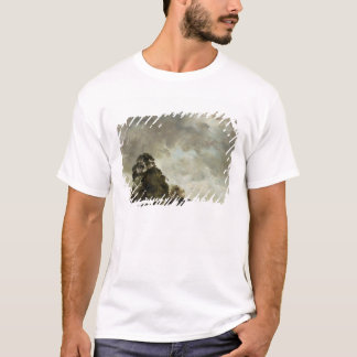 Landscape at Hampstead, Tree and Storm Clouds, c.1 T-Shirt