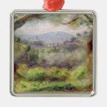 Landscape at Les Collettes, 1910 Christmas Ornament