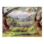 Landscape at Les Collettes, 1910 Postcards