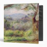 Landscape at Les Collettes, 1910 Vinyl Binder