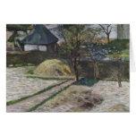 Landscape at Osny - 1881 Cards