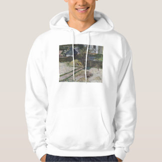 Landscape at Osny - 1881 Hoodie
