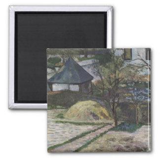 Landscape at Osny - 1881 Magnet