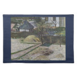 Landscape at Osny - Paul Gauguin (1881) Place Mat