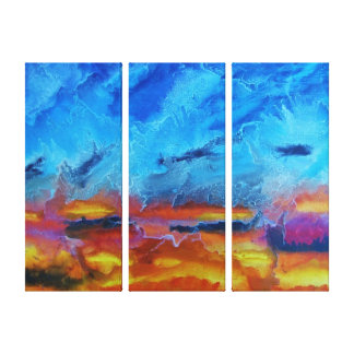Landscape,Background Canvas Gallery Wrapped Canvas
