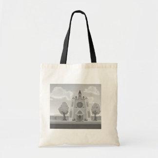 Landscape Budget Tote Bag
