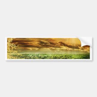 Landscape Bumper Stickers