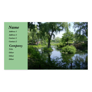 Landscape Business Card