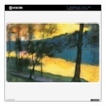 Landscape by Lesser Ury Decal For MacBook