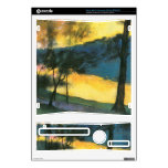 Landscape by Lesser Ury Decal For Xbox 360 S