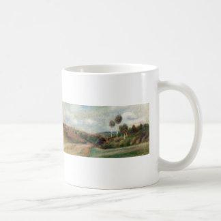 Landscape by Pierre-Auguste Renoir Coffee Mugs