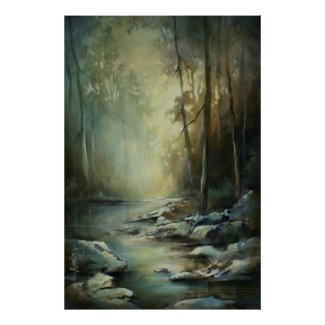 Landscape c430 poster