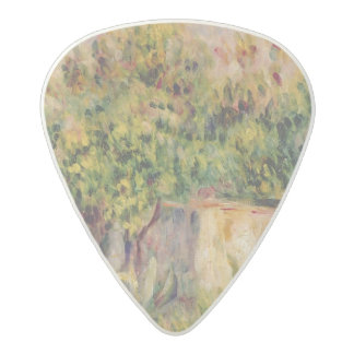 Landscape; Cabin in a Clearing in a Wood, 1915 (oi Acetal Guitar Pick