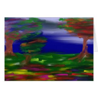 landscape card
